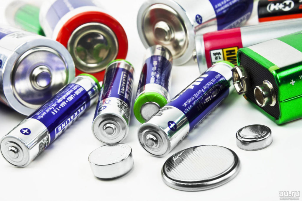 Батарейки купить в Воронеже